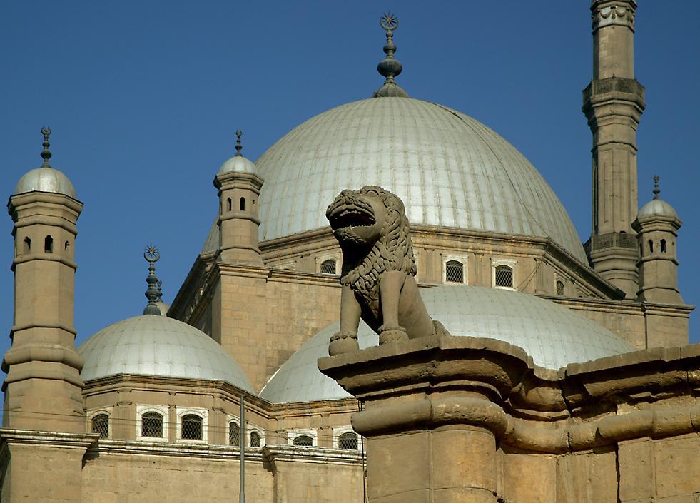 Egyptians follow Islam