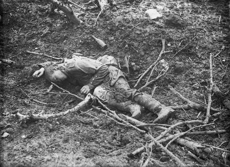 German suffered the highest number of casualties