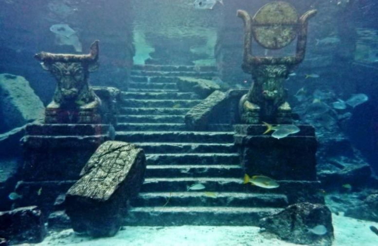 Heracleion, the lost city of Egypt