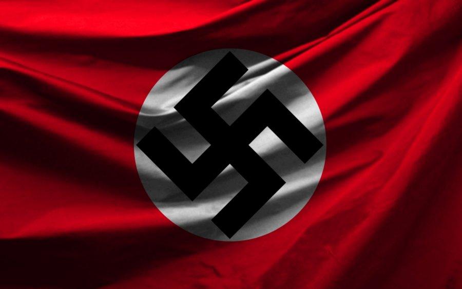 Hitler designed the Nazi flag