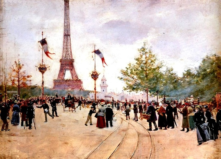 World Fair held in 1889