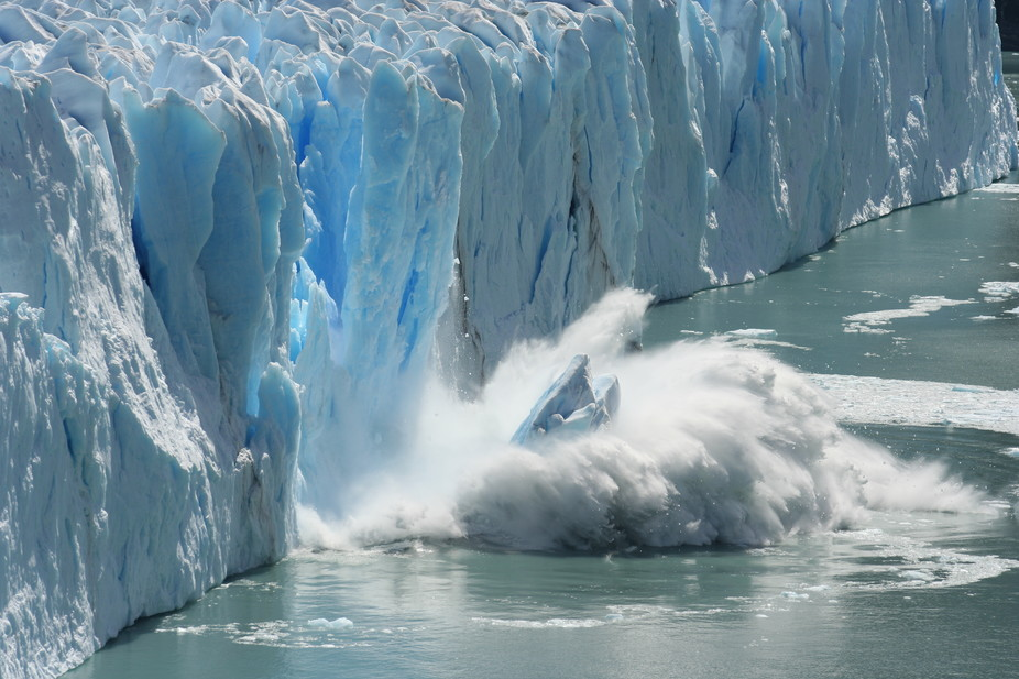 Antarctic was just ice