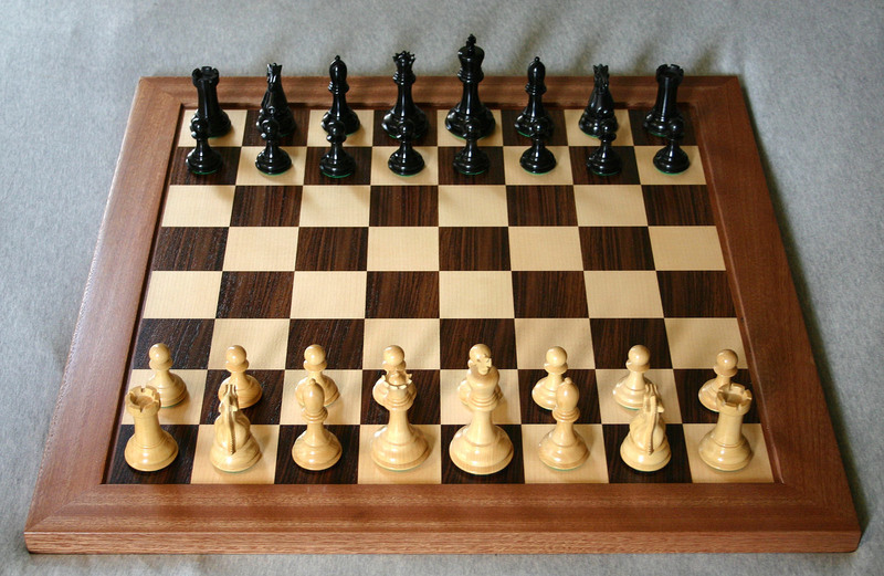 Chess is one of the oldest games