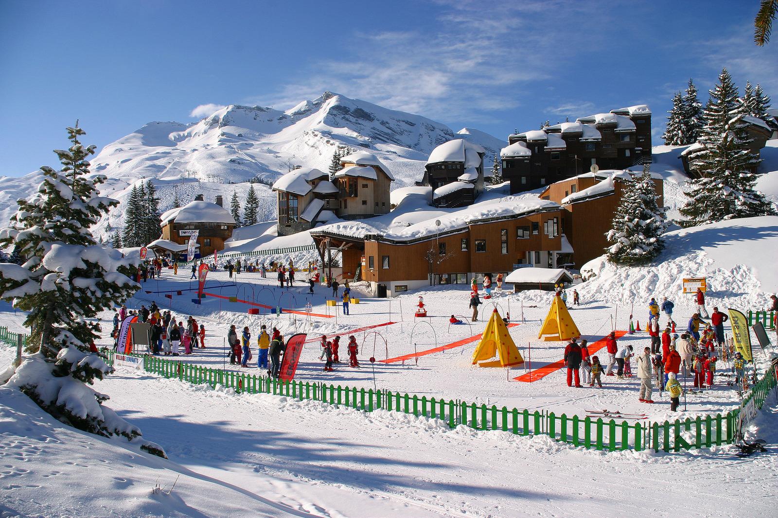 France has the highest number of ski resorts