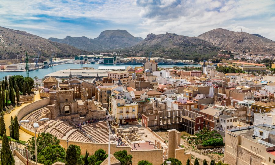 Spain is 52nd largest nation in the world and third largest in the Europe.