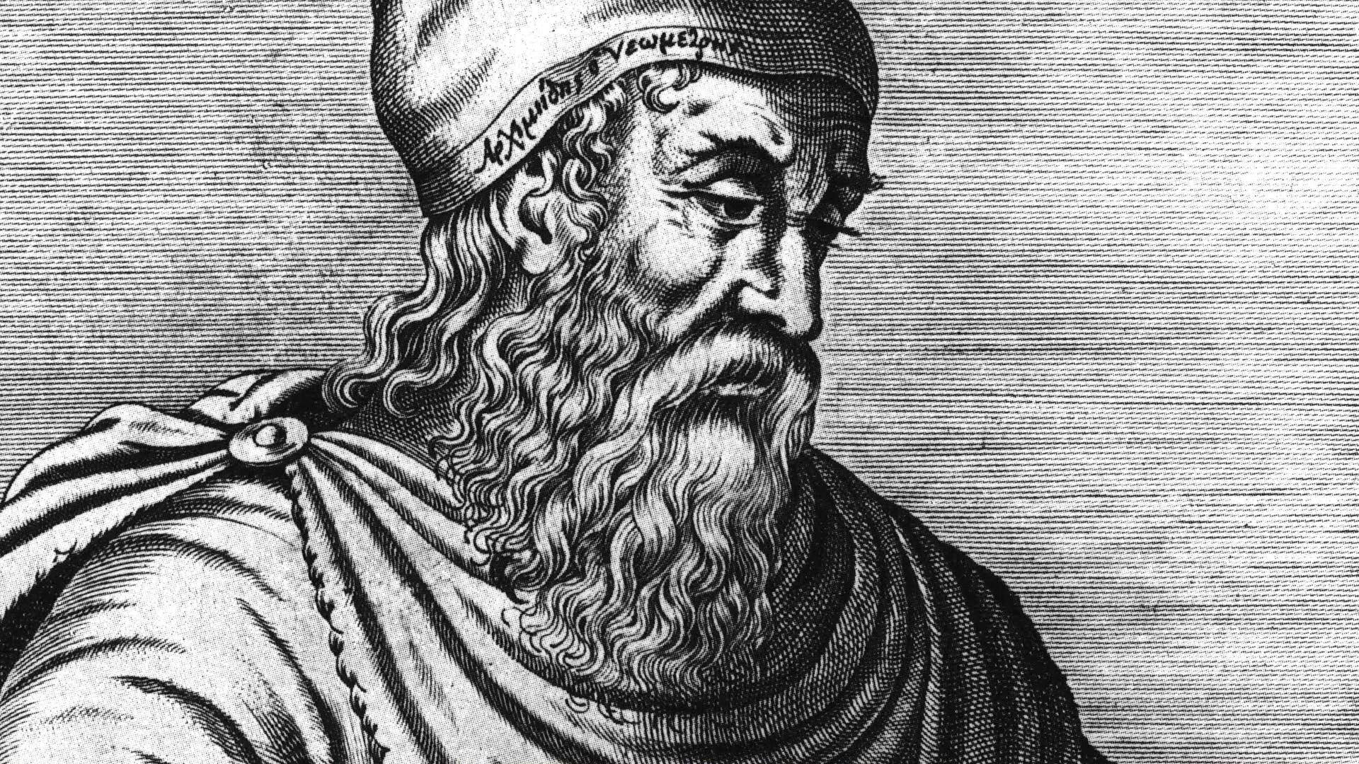 Archimedes is the first person, who studied about Pi in the ancient times - Serious Facts