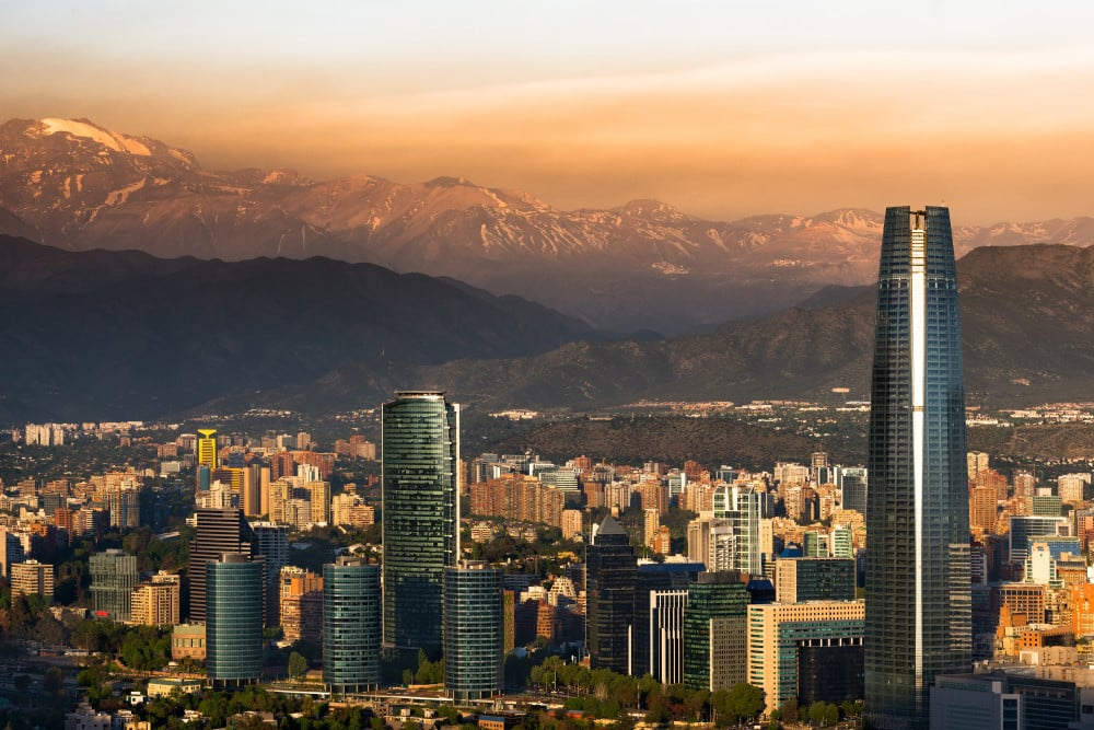 Chile is the world's longest country from north to south with 2,647 miles long and spreads through 38 degrees of latitude - Serious Facts