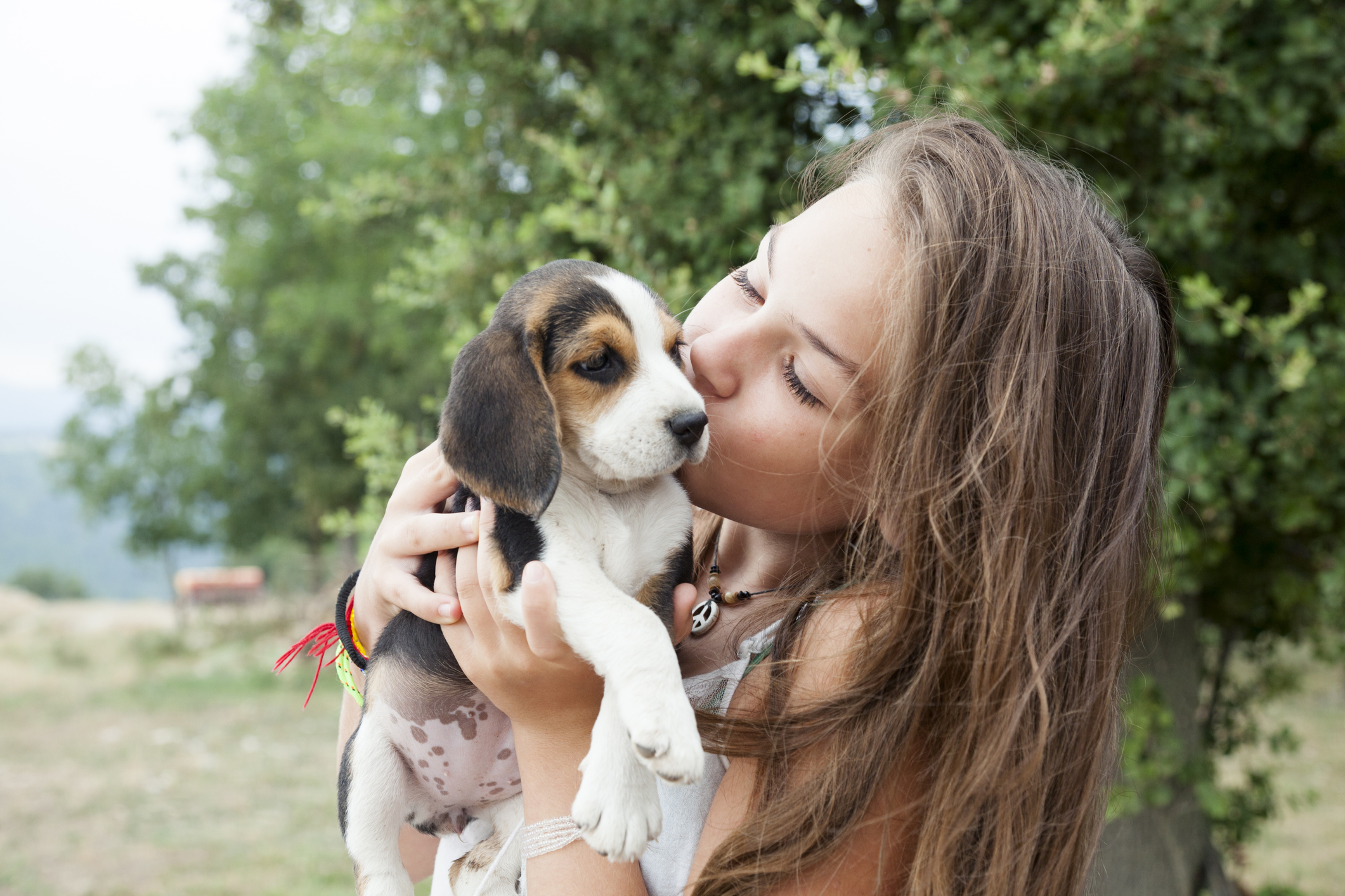 Dogs are the most kissable pet - Serious Facts