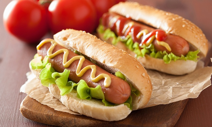 McDonald's first originally sold hot dogs, not hamburgers.