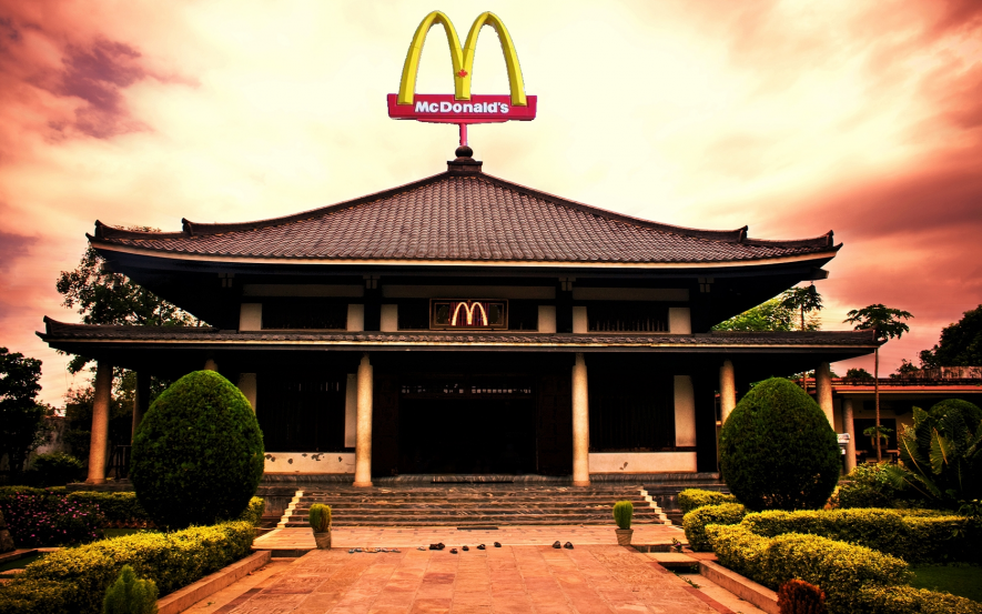 McDonald's goals to open more than 2,000 restaurants in China by 2022.