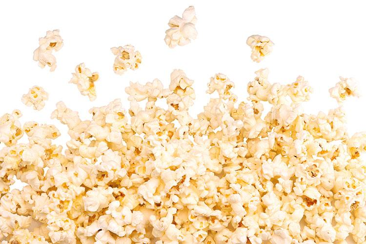 Popcorn can expand to 30 times its original size when popped - Serious Facts