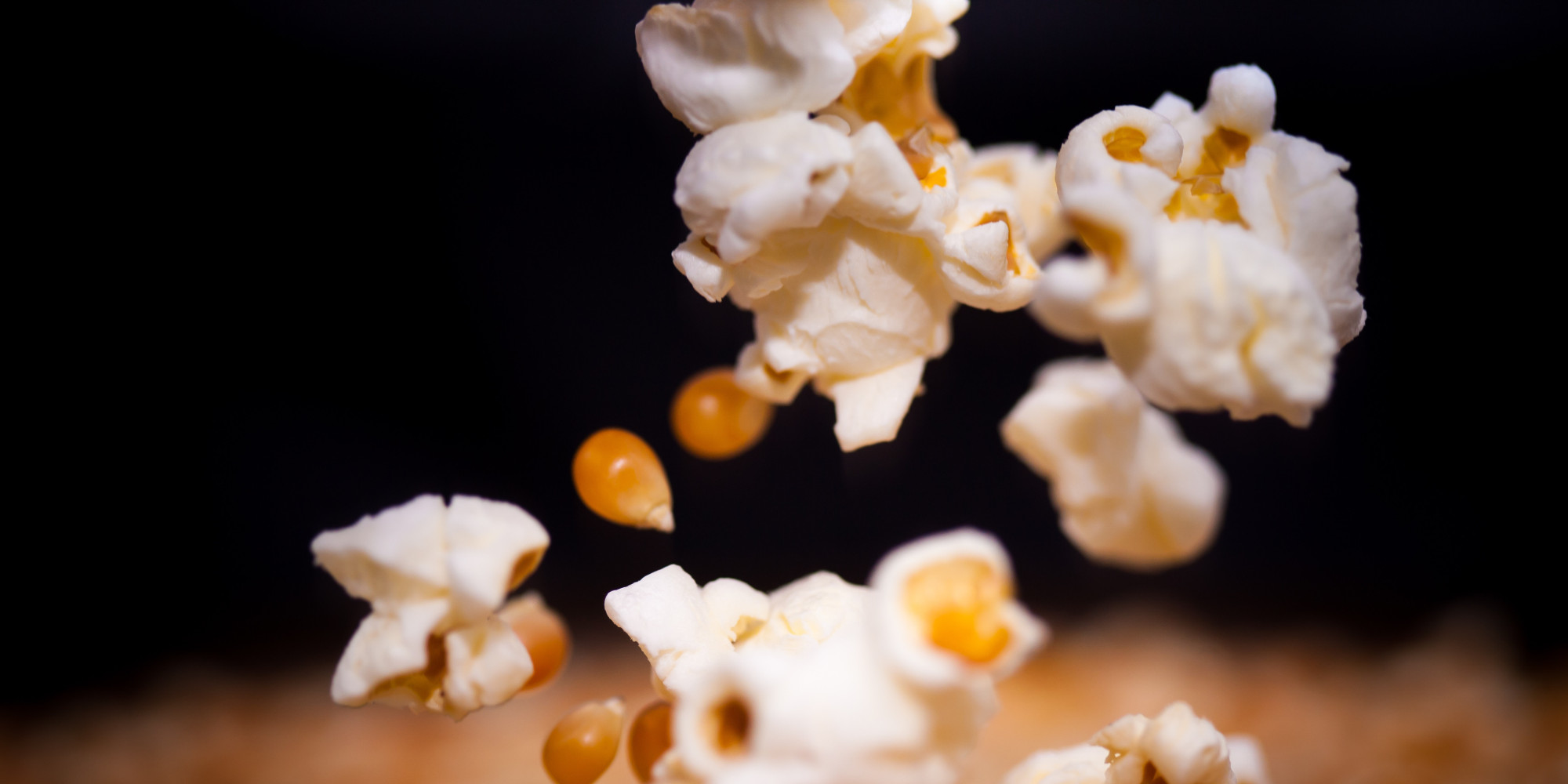 "Popcorn is a special type of corn that ""pops"" when exposed to heat - Serious Facts"