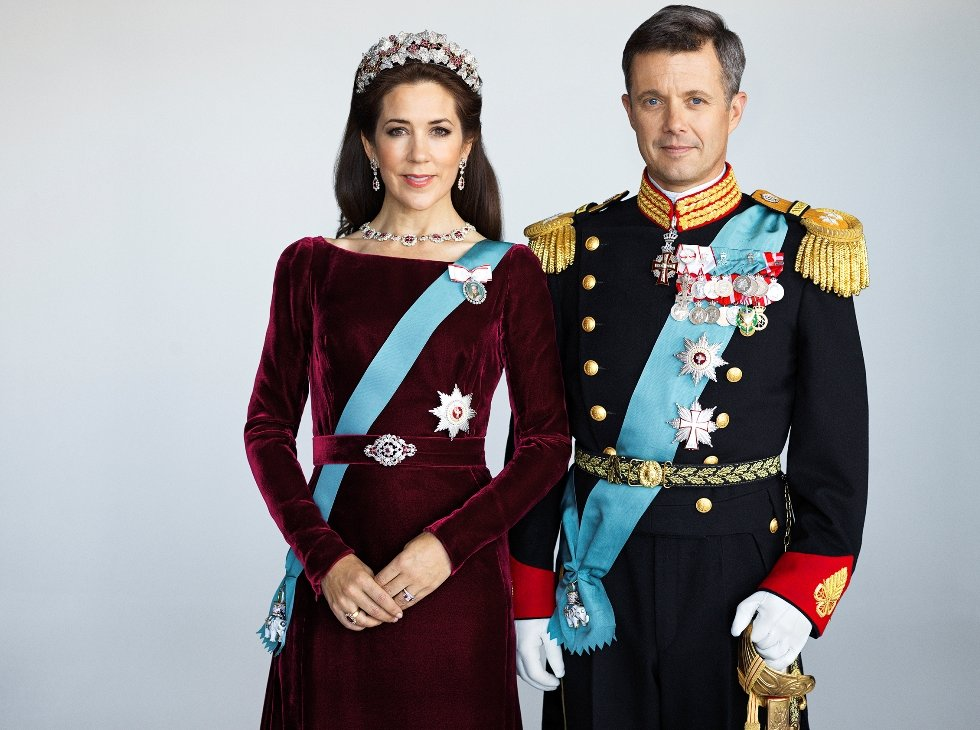Princess Mary, the wife of Danish Crown Prince Frederik formerly hails from Tasmania.
