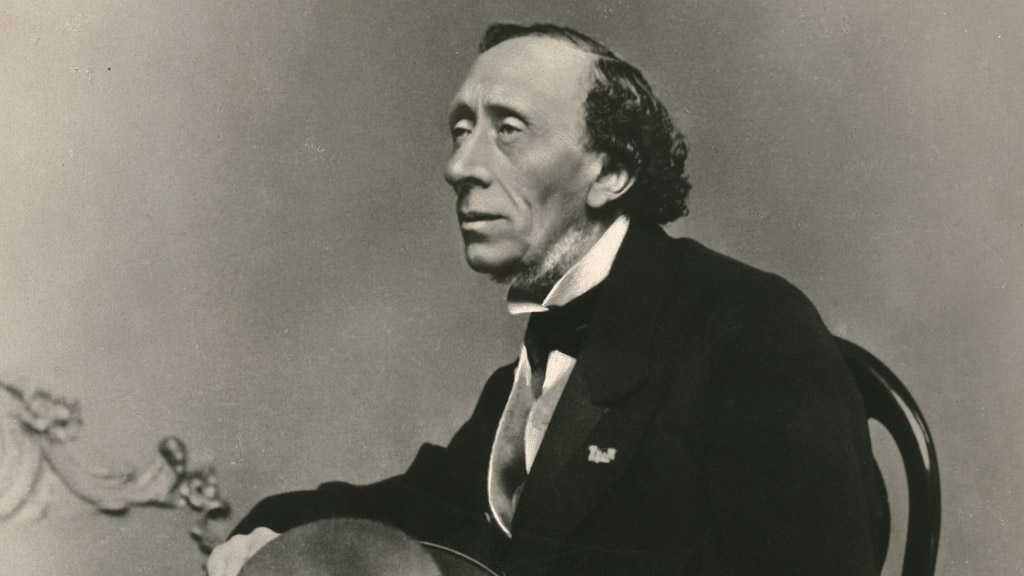 The world's greatest fairy tale writer Hans Christian Andersen was born in Odense, Denmark.