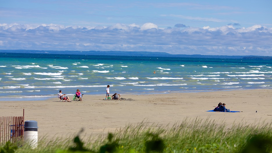 Wasaga Beach is the world's longest fresh water beach.