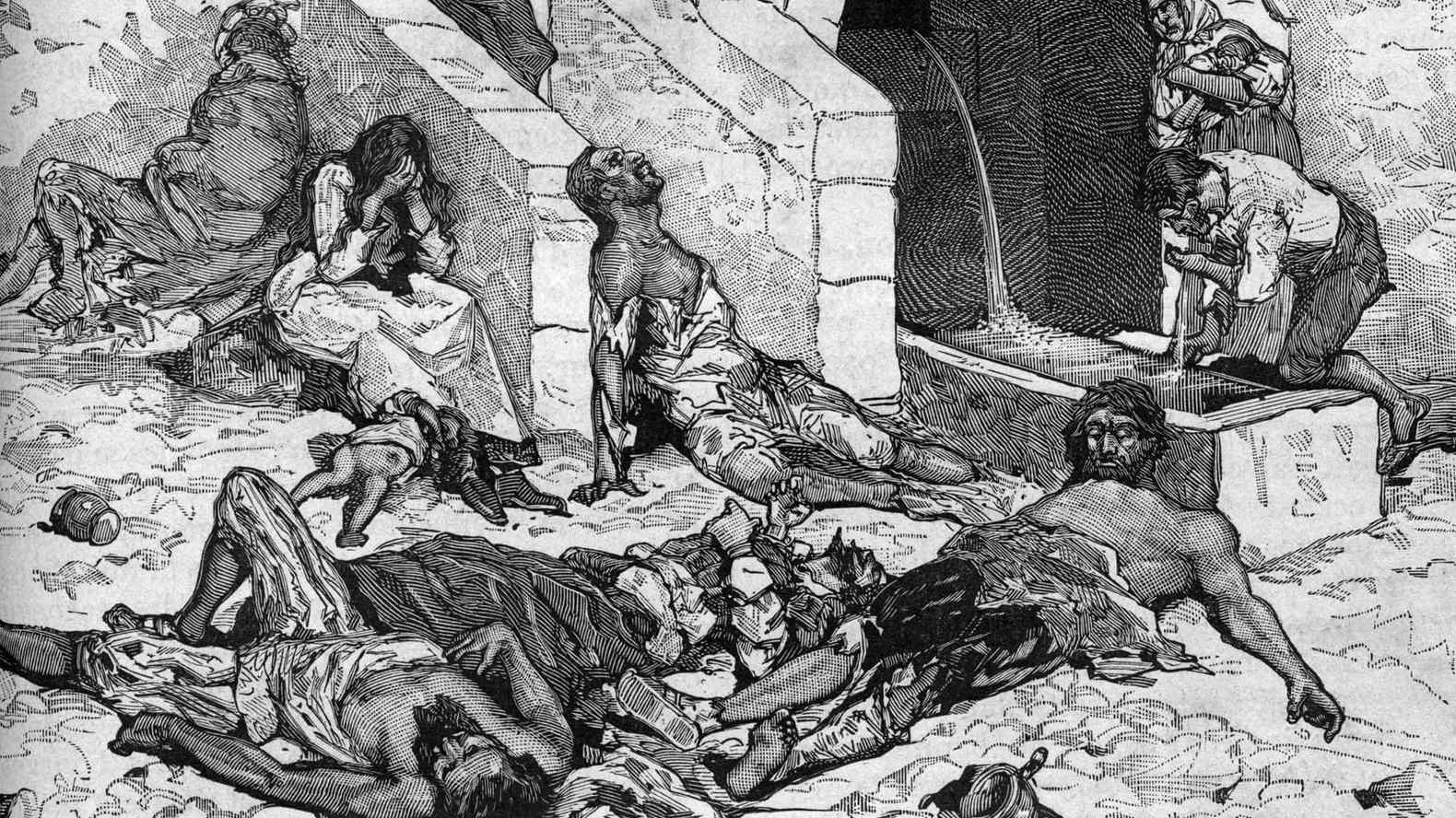 William Shakespeare witnessed the terrifying consequences of the black death.