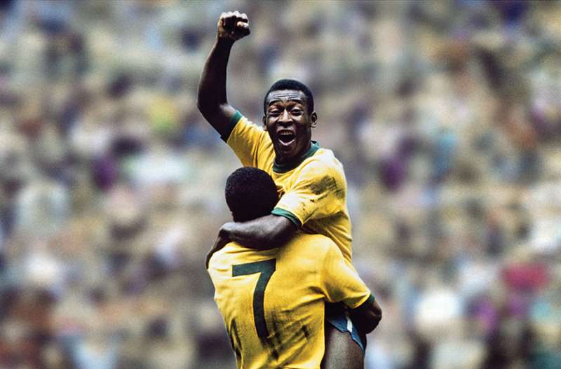 "Pele was the first to call football ""the beautiful game""."