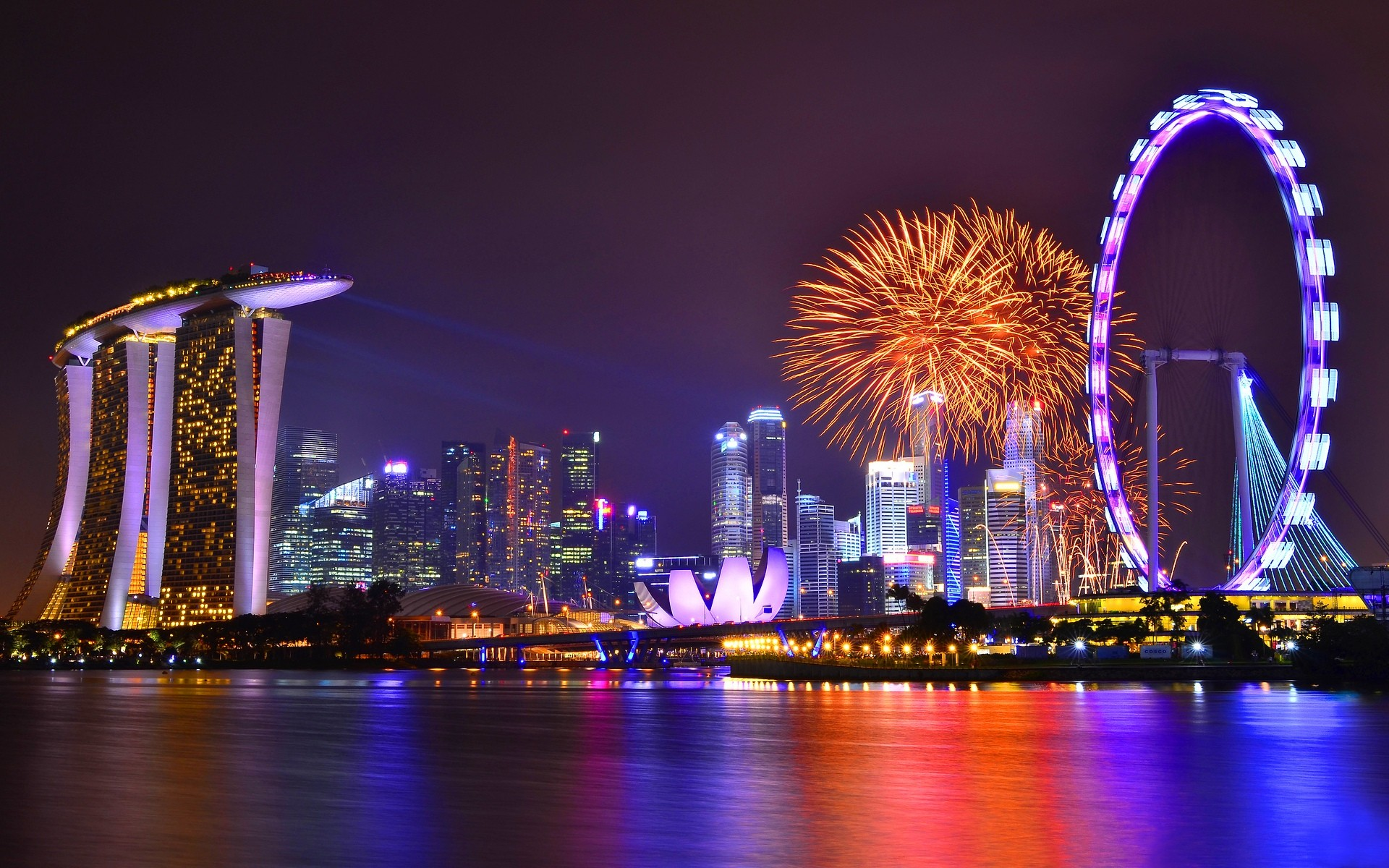Singapore, Tokyo and Hon Kong are three main economical centers of Asia.