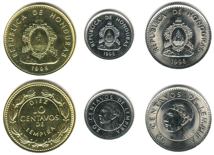 The Honduran Lempira is the official currency.
