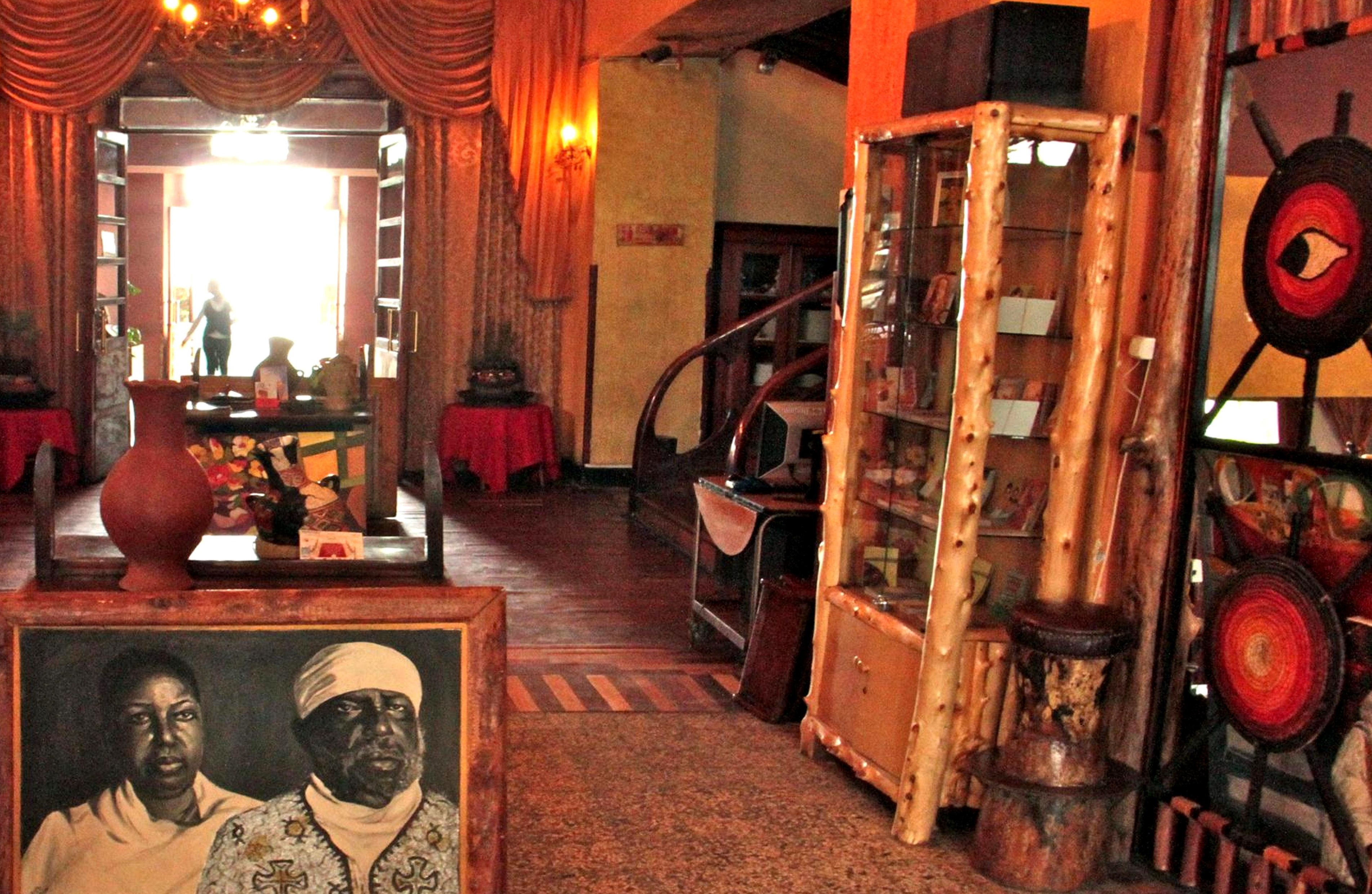 The first hotel in Ethiopia was constructed in 1898, and it is still in operation.