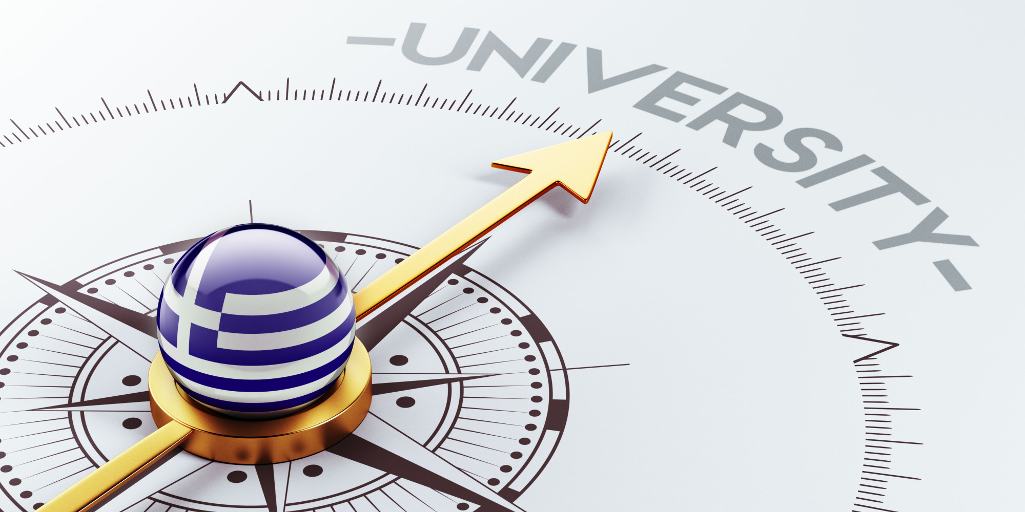 Greece University Concept