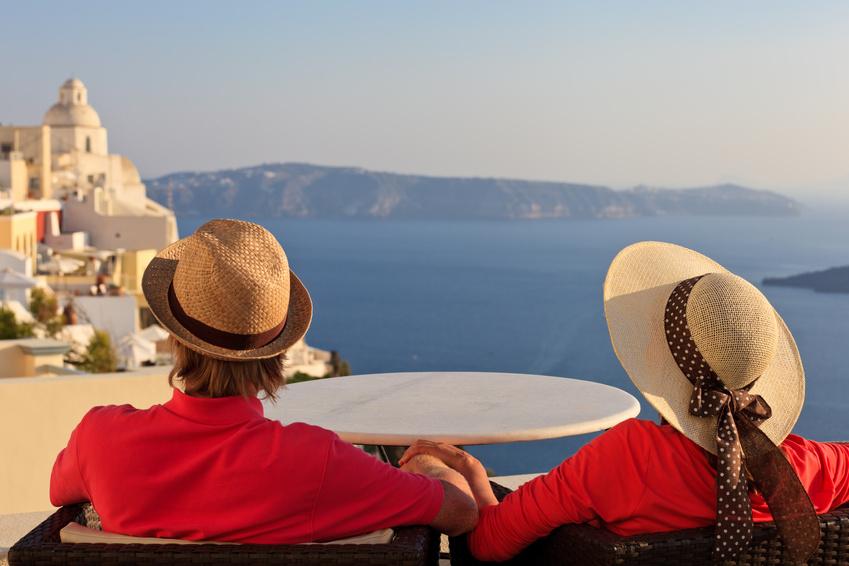 greek couple