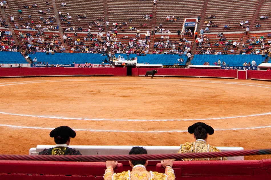 Plaza Mexico largest bullring