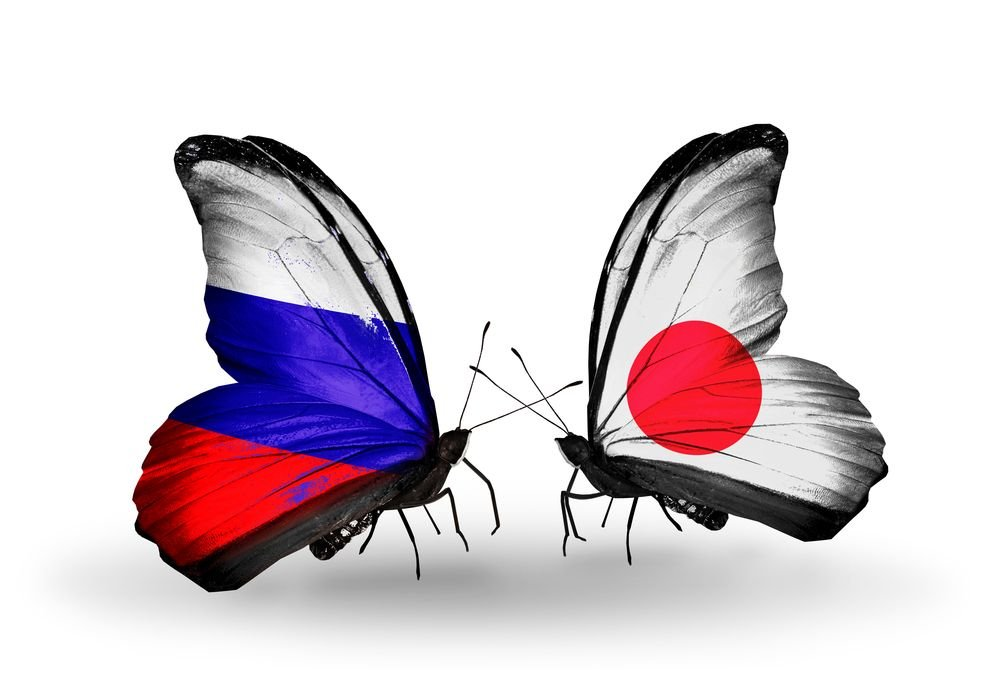 Russian and Japan are yet to sign the peace treaty