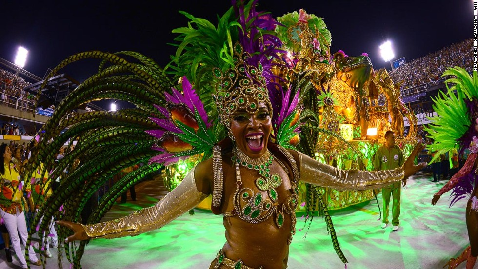 the samba music of Brazil is hugely popular worldwide
