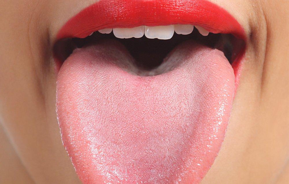 tongue print is unique