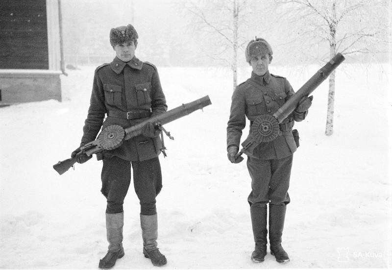 ww2 Finnish snipers