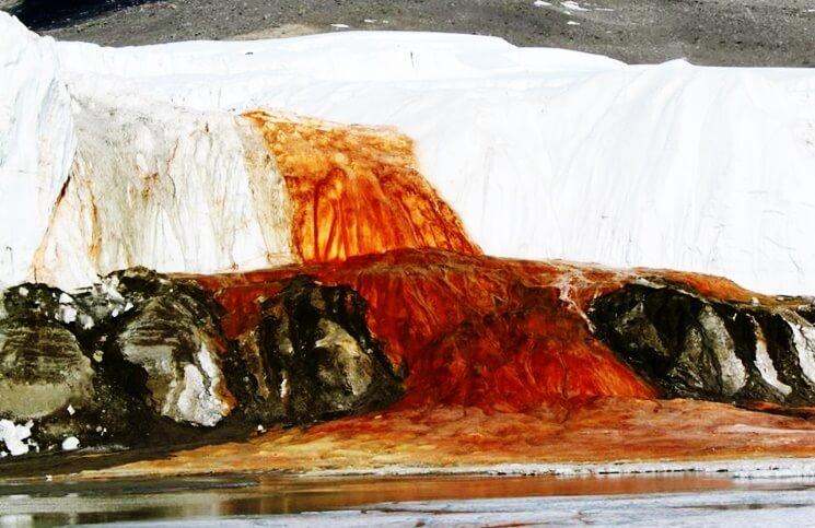 Blood-Falls