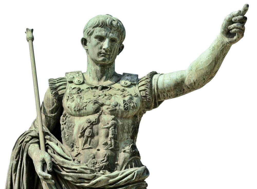 Caesar was the first Roman emperor