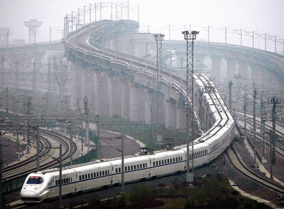 China's railway lines