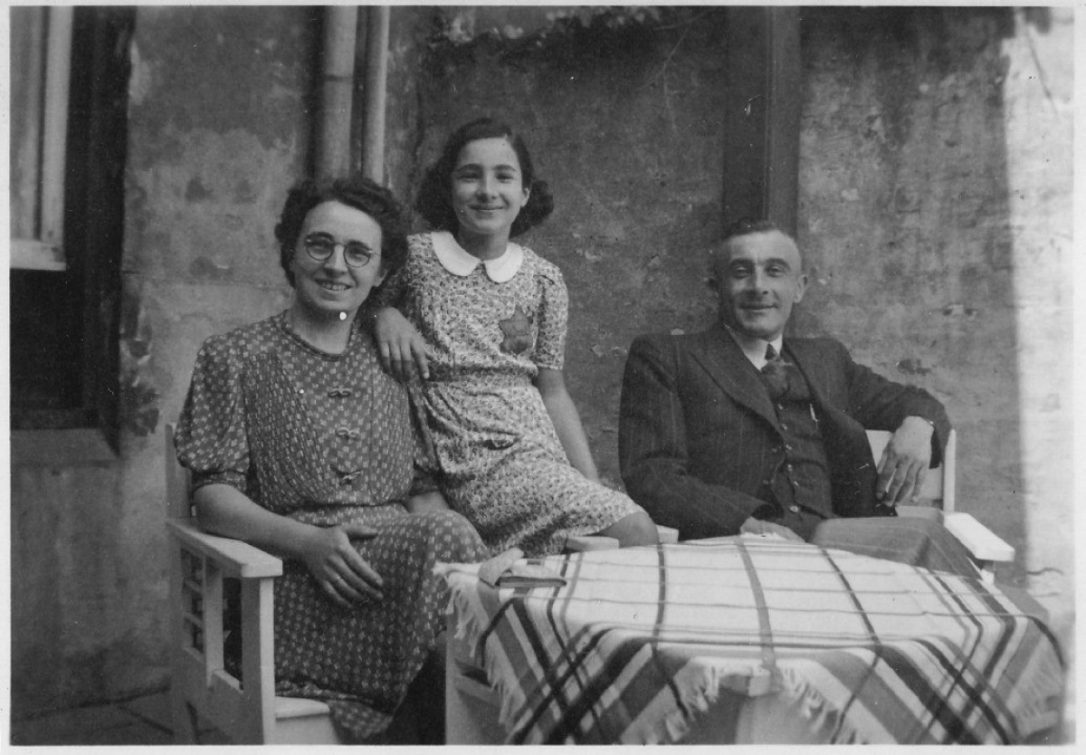 Her parents were Otto and Edith Frank - Serious Facts