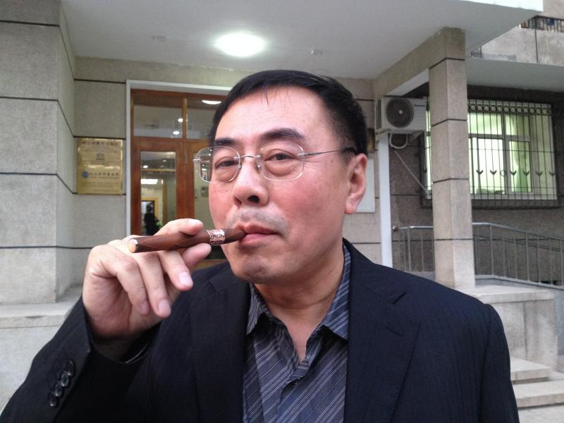 Hon Lik invented the e-cigarette