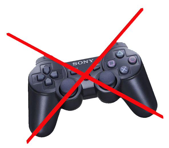 Playstations are illegal in China