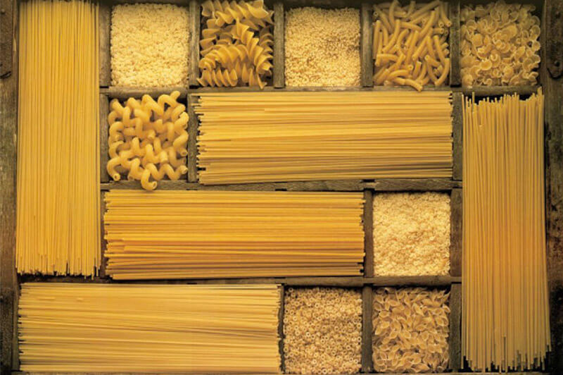Rome has a museum that is entirely devoted to pasta opened in 1992