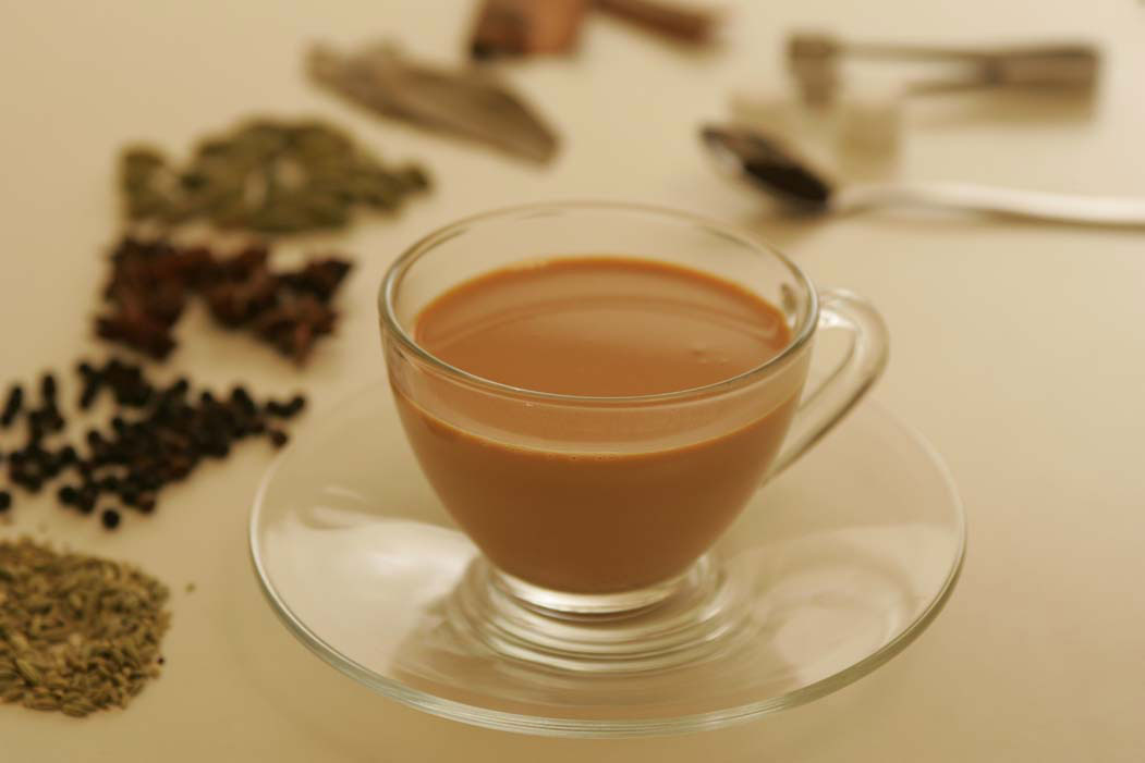 Tea is the national drink of India
