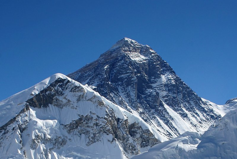 The highest mountain on the Earth is Mount Everest