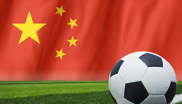 The soccer originated in China