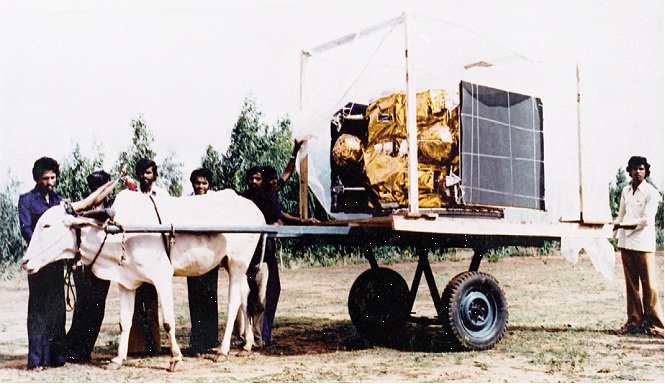 the first satellite of India