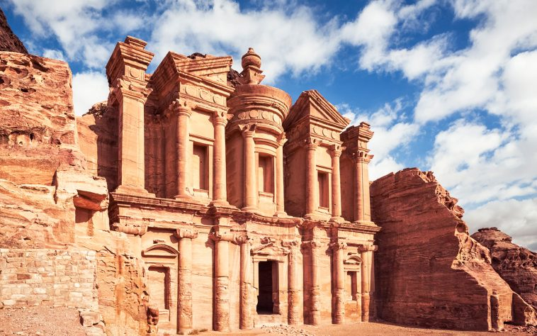40 historical facts about petra jordan serious facts