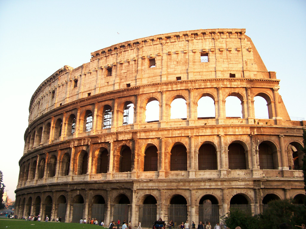 40 Interesting Facts About The Roman Colosseum