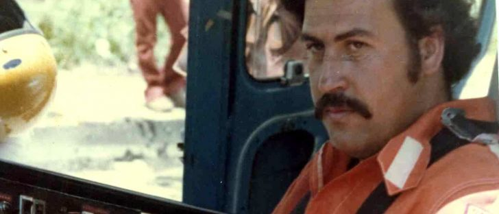 Pablo Emilio Escobar Gaviria became the infamous leader of the Medellin cartel.