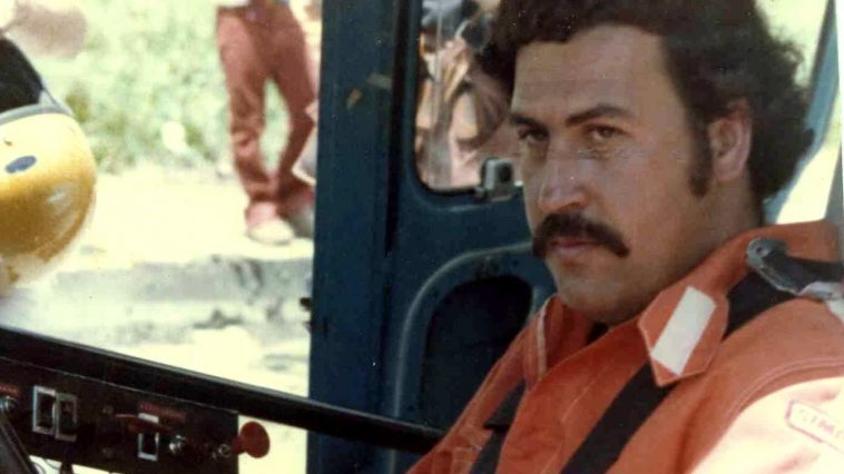 Pablo Emilio Escobar Gaviria became the infamous leader of the Medellin cartel.