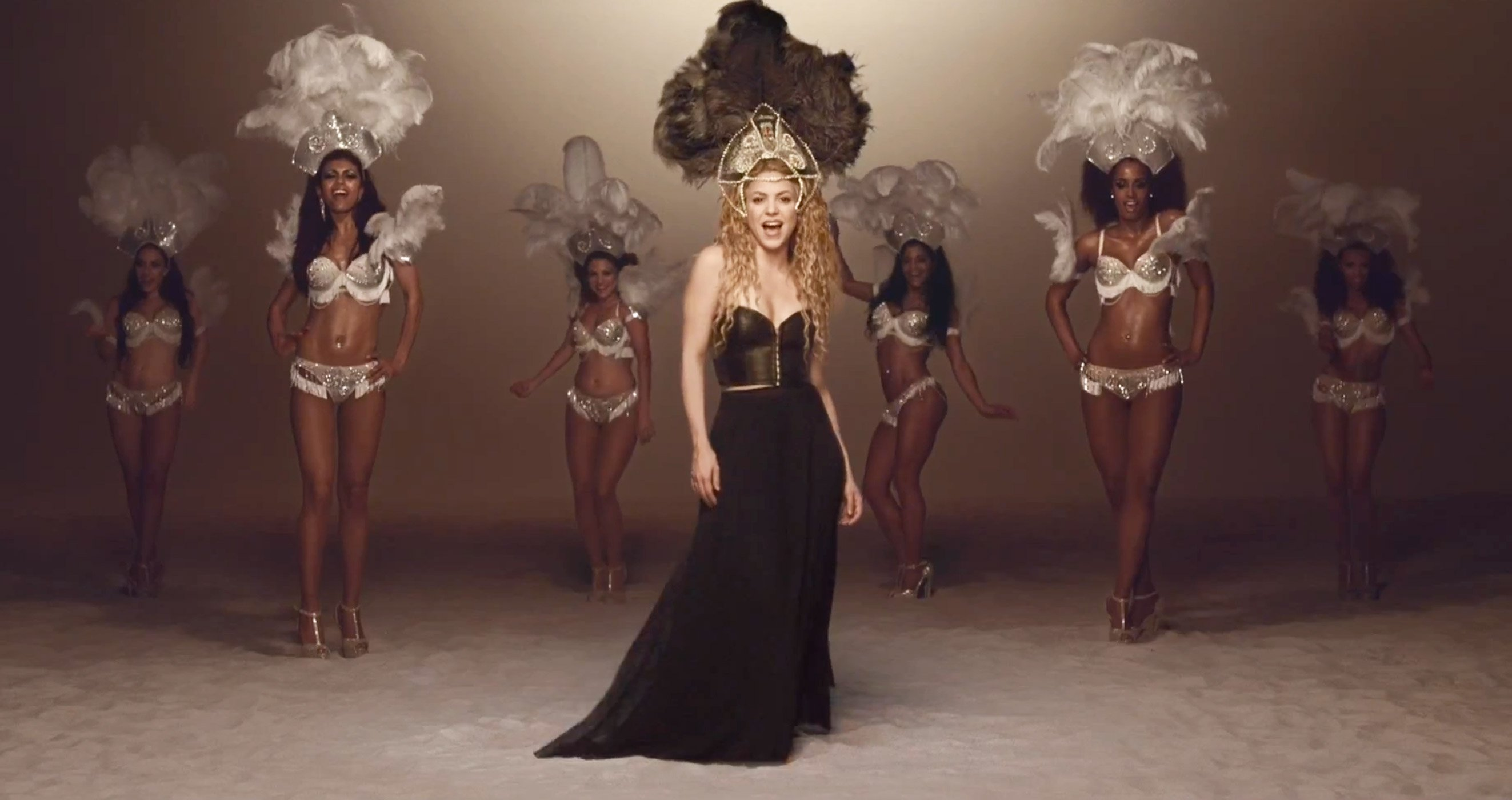 Shakira's and Activia's 'La La La' Now Most Shared Video Ad Ever.