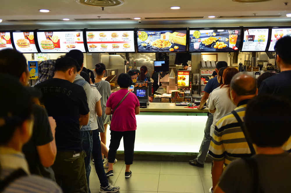 The Top Ten Busiest Mcdonalds Restaurants Are All In Hong Kong
