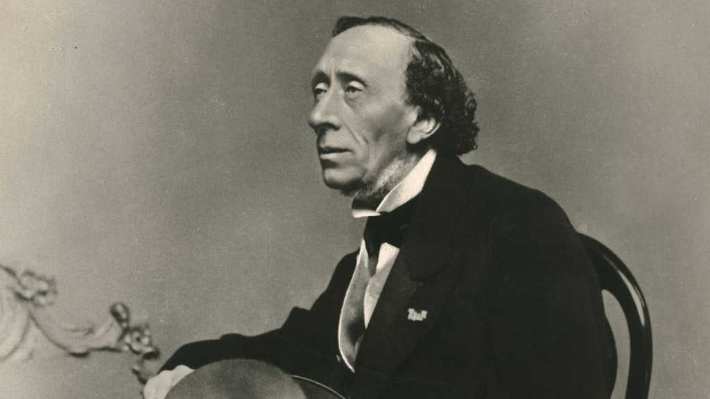 The world's greatest fairy tale writer Hans Christian Andersen was born in Odense, Denmark.
