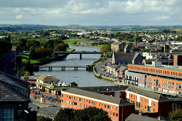 Louth is the smallest city in Ireland.
